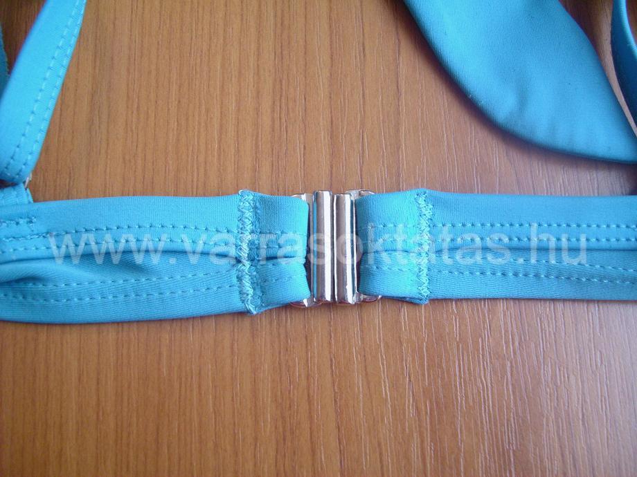 bikini felső kapocs varrás 9 Varrósziget