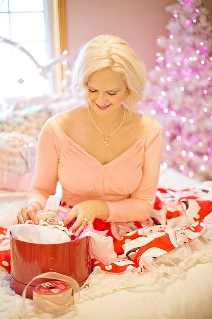 karácsonyi ajándék nőknek